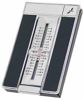 Le fameux répertoire téléphonique gadget des années 70.