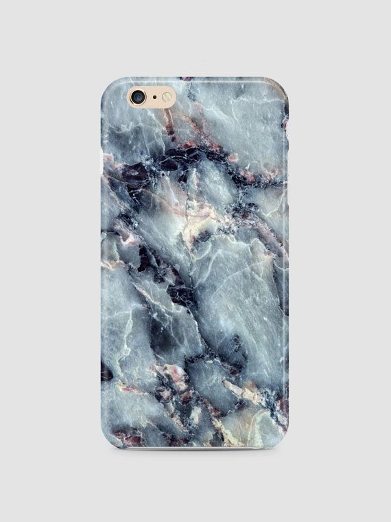 iPhone 6 marble case iPhone 6 case marble blue by needthecase