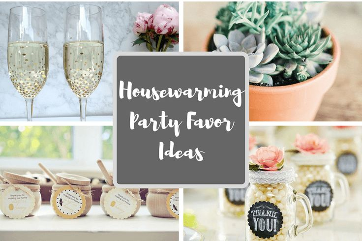17 Best Ideas About Housewarming Party Favors On Pinterest