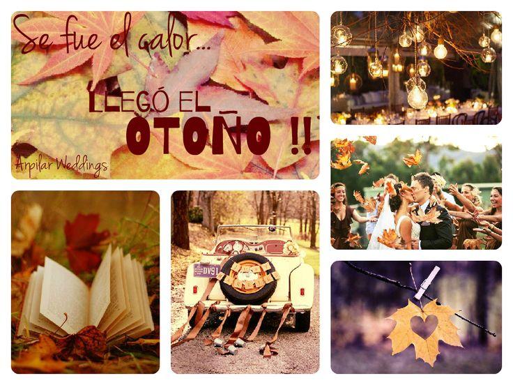 - 21 de marzo: llegó el otoño -  #autum #21demarzo #otoño #bienvenidootoño #chauverano #arpilarweddings #momentosarpilarweddings