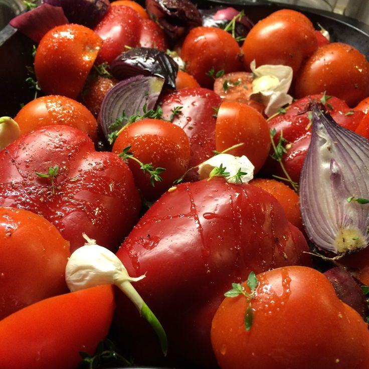 2 Eat | Tomaten paprika soep