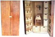 Awesome tack lockers & tack trunks. They sell plans to build your own, too!