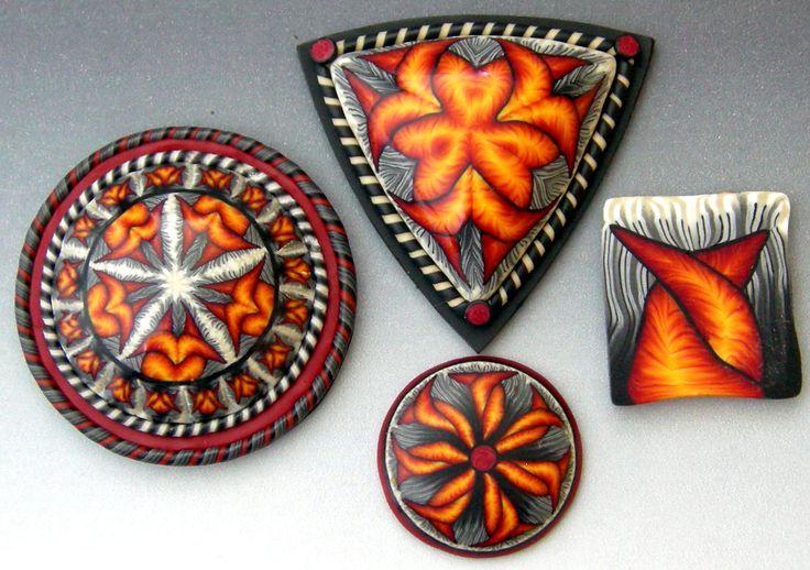 Sarah Shriver - Intricate Kaleidoscope Caning