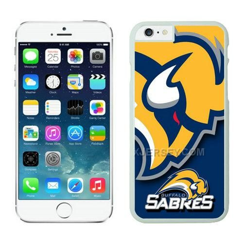 http://www.xjersey.com/buffalo-sabres-iphone-6-cases-white.html BUFFALO SABRES IPHONE 6 CASES WHITE Only $21.00 , Free Shipping!