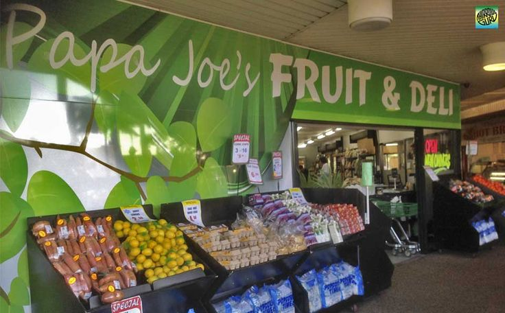 Papa Joe's Fruit & Deli is located in the Thirroul Plaza. They have a wide range of fresh fruit & vegetables plus a comprehensive delicatessens.