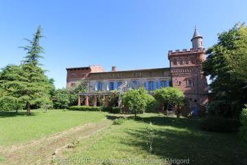 France - Vente château GASQUES - 11829vm
