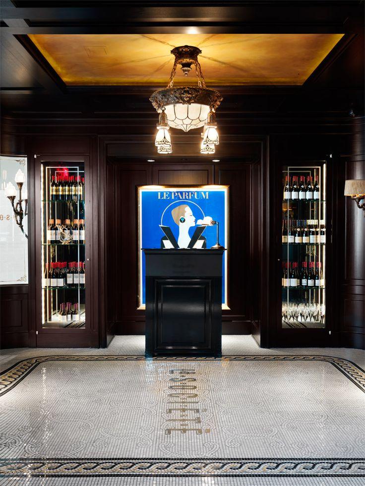 La Société Bistro, Toronto. Interior Design By Munge Leung.