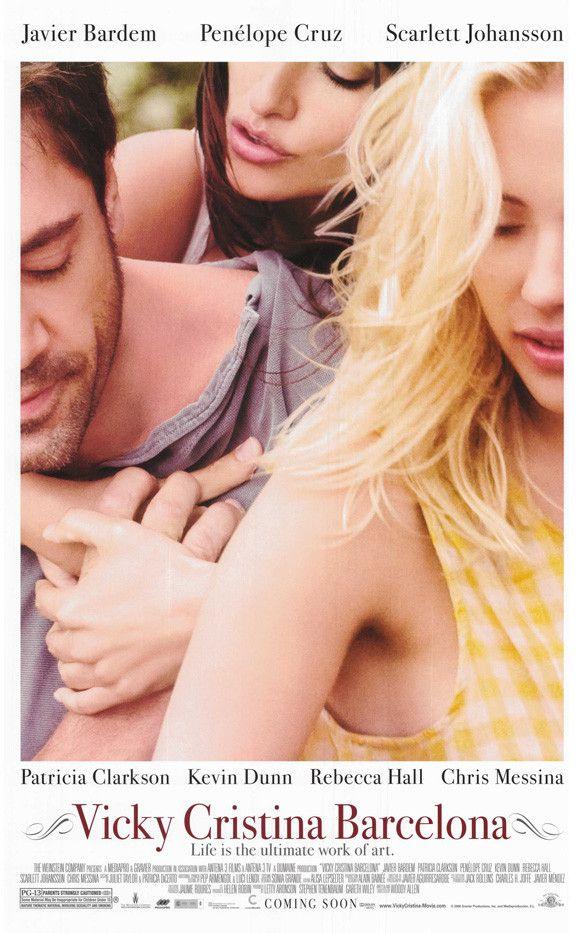 Vicky Cristina Barcelona 11x17 Movie Poster (2008)