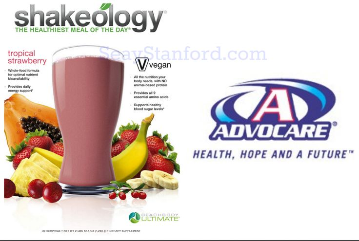 Shakeology® vs. Advocare Ingredient & Price Comparison.