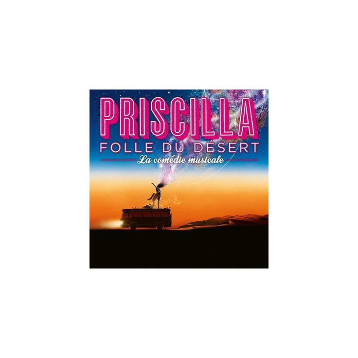Priscilla Folle Du Desert & O.C.R. - Priscilla Folle Du Desert / O.C.R. (CD)