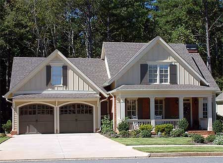 Plan 70007cw beautiful first floor master house plans for Craftsman house plans first floor master