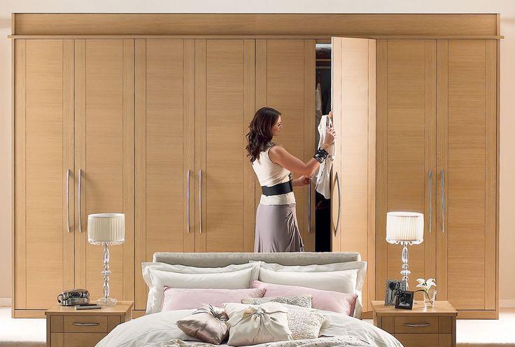 best 25 modern fitted wardrobes ideas on pinterest. Black Bedroom Furniture Sets. Home Design Ideas