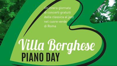 Scuola di Musica Ciampi BLOG: Piano Day a Villa Borghese - Un invito per domenic...