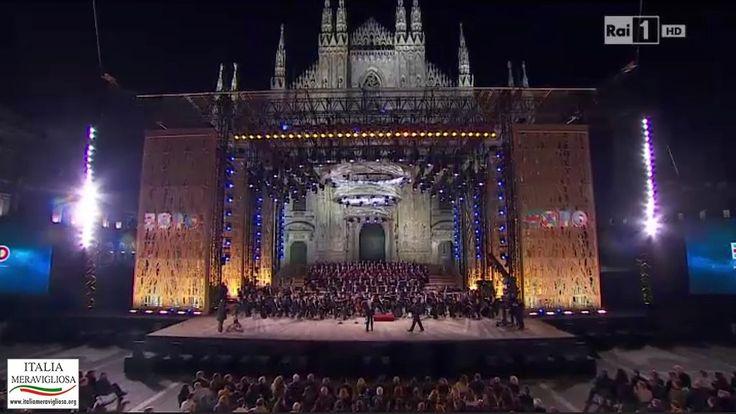 Concerto apertura Expo 2015 Milano