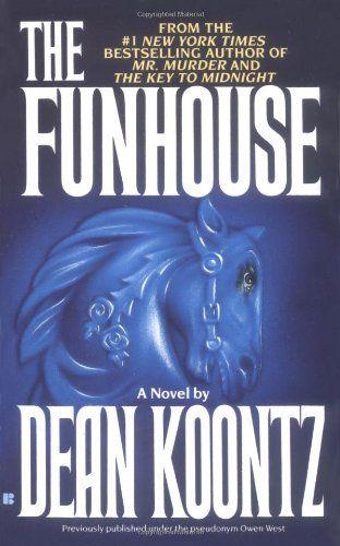 Bestseller Books Online The Funhouse Dean Koontz $7.99  - http://www.ebooknetworking.net/books_detail-0425142485.html