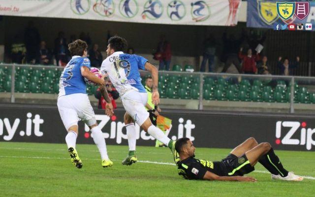 Hellas Verona - Chievo: si gioca alle 18 il secondo anticipo di giornata. Ecco il nostro pronostico Saranno Hellas Verona e Chievo a disputare il secondo anticipo di questa ventiseiesima giornata. pessima fino ad ora la stagione dei primi, ultimi con solo una vittoria conquistata nelle precedenti 2 #verona #chievo #pronostico