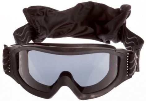 Blueye Tactical's Anti-Reflective Super Hydrophobic Lenses, perfect vision whilst enduring water spray. Pictured are our S.O.S Fluid Goggles www.blueyetactical.com