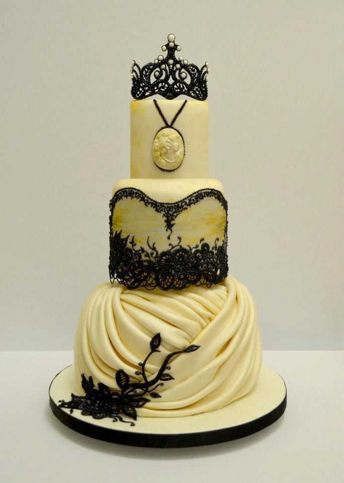 Cake Art By Jenn : 390 best ideas about Cameo Cakes on Pinterest Lace cakes ...