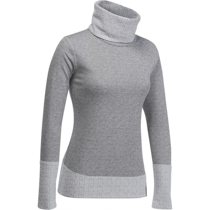 11,95 € - SKI SNOWBOARD LUGE - 2WARM TOP W GRIS SMOKE - WED'ZE