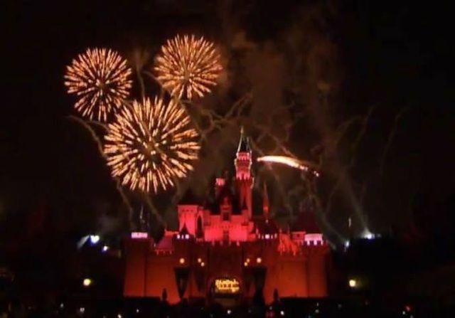 july 4th fireworks magic kingdom