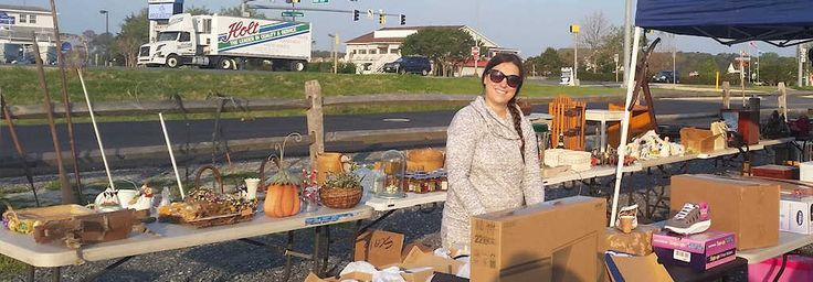 OC Flea Market Opens at Hooper's Crab House