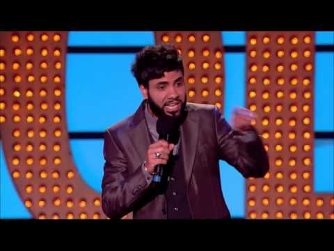 Paul Chowdhry Live at the Apollo - YouTube