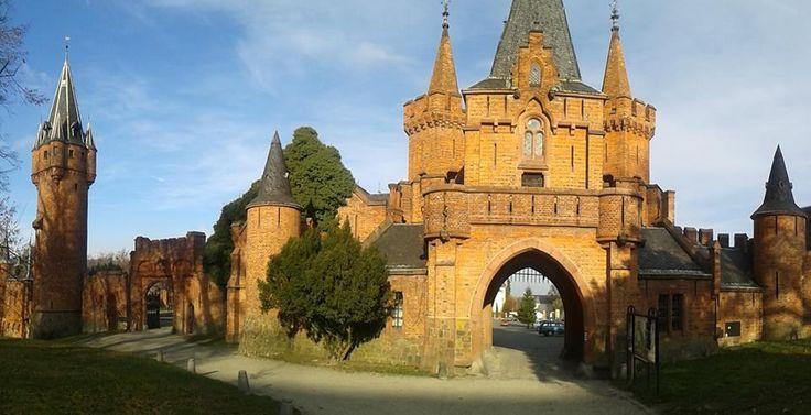 Zamek Hradec Nad Moravici (castle) - Hradec Nad Moravici, Czech Republic