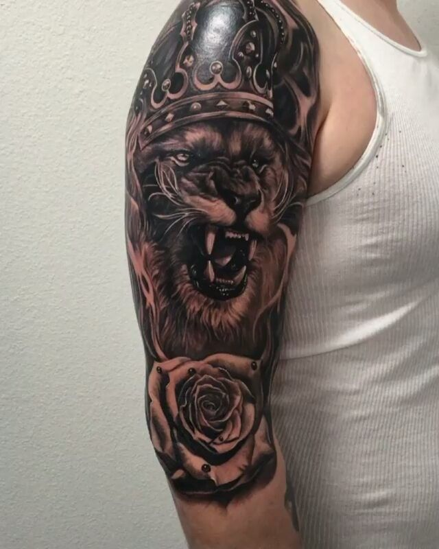 69 best tattoo leon o trigres realistic images on pinterest tattoo designs animal tattoos and. Black Bedroom Furniture Sets. Home Design Ideas