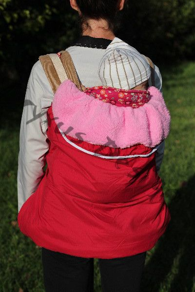 Tryxus Design: Baby carrier cover pattern for free!