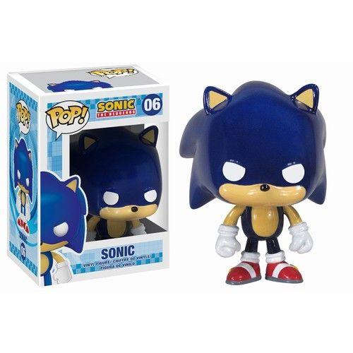 Funko Sonic the Hedgehog Sonic Pop! Vinyl Figure
