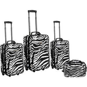 Cute 4 piece luggage sets 49.99
