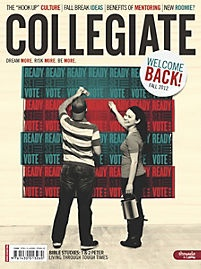 Collegiate - Fall 2012: Provides Bible study and feature articles centered on biblical truth and issues relevant to college students.