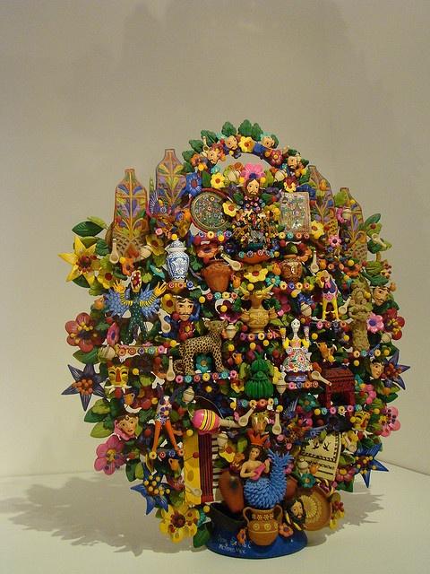 México. El árbol de la vida !!!