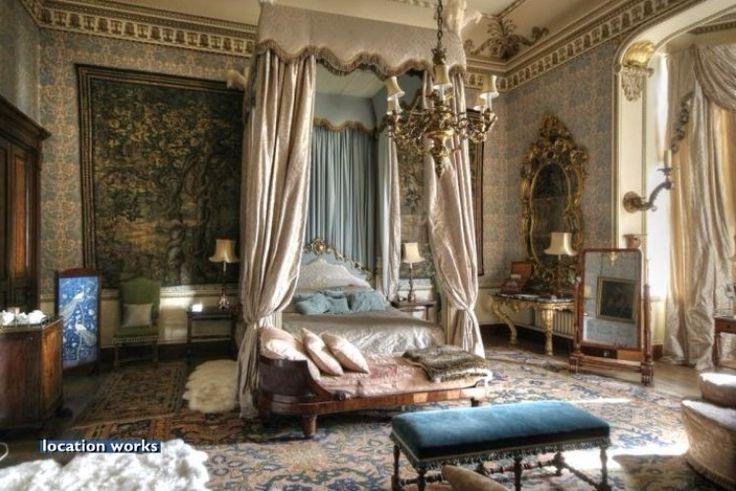 Tapestry Bedroom, Belvoir Castle