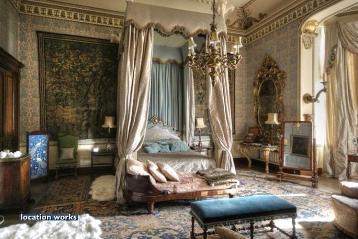 Tapestry Bedroom Belvoir Castle Interior Pinterest