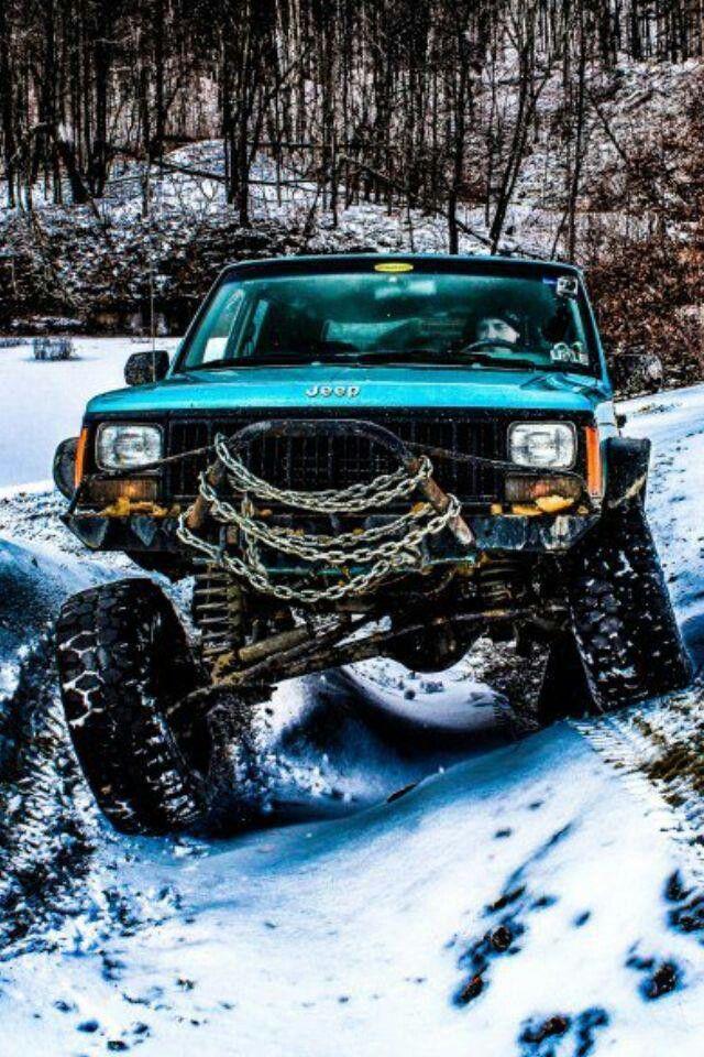 Nice jeep off road 4x4