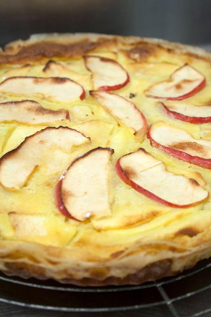 Clafoutis van appelen