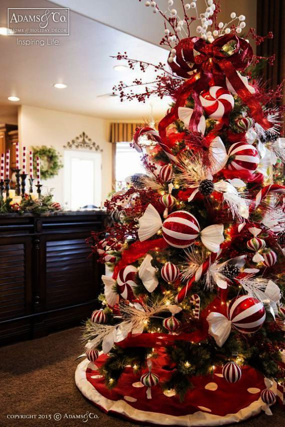 Making Christmas Tree With Leaves All Walmart Christmas Trees Online Elegant Christmas Trees Christmas Tree Inspiration Peppermint Christmas