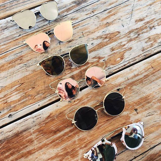 Glasses | Trend | Accessories   Shop Now  http://www.muraboutique.com.au/collections/sunglasses  #muraboutique