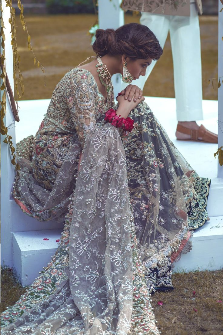 South asian wedding dresses   best dresses images on Pinterest  Indian bridal Indian dresses