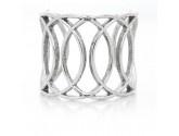 Silver Infinity Cuff; Ever Eden
