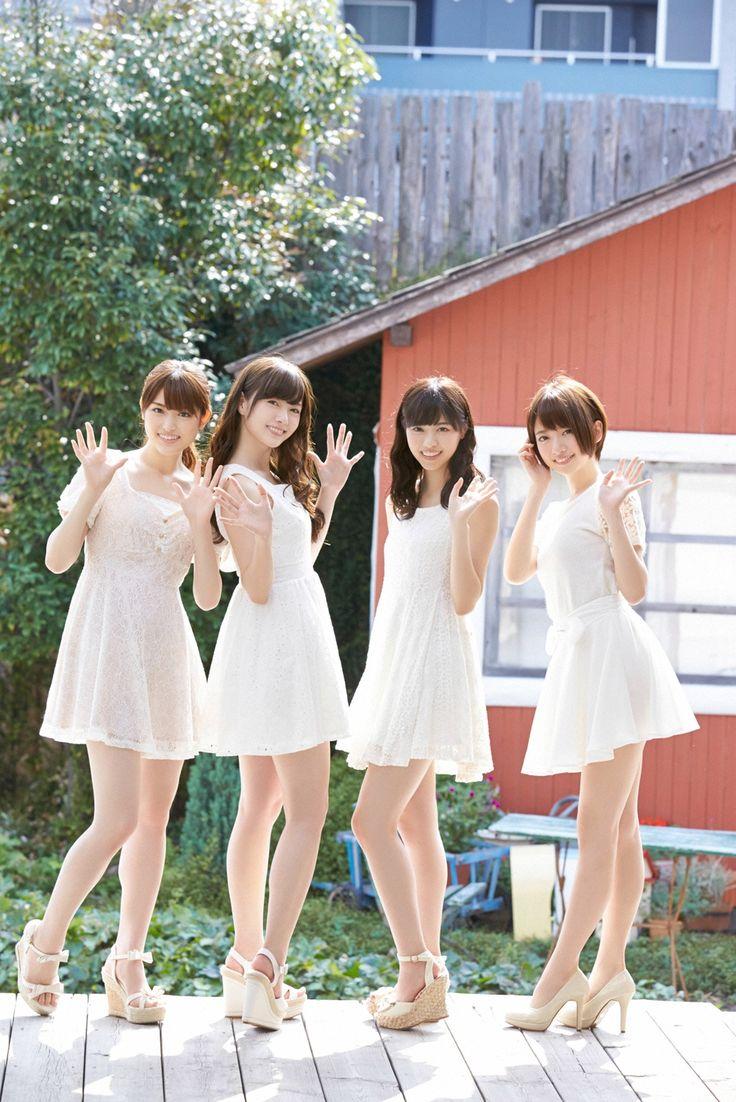 Sayuri Matsumura, Mai Shiraishi, Nanase Nishino & Nanami Hashimoto from Nogizaka46 : http://passion-nippones.eklablog.net/session-idol-soft-ys-web-vol-622-nogizaka46-a117882438