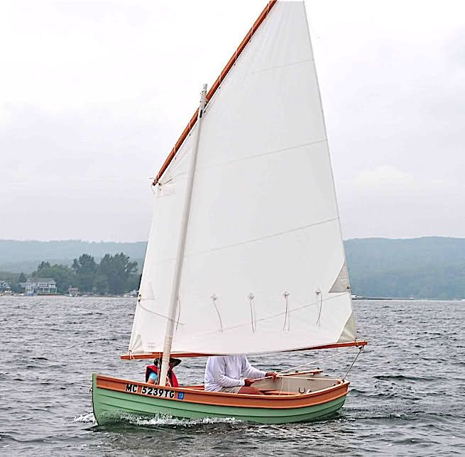 Nominations for best 12' sailing dinghy design - Page 5