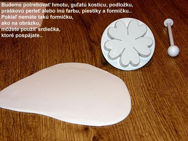 Jednoduché elegantné kvety.. , Kvety, fotopostupy | Tortyodmamy.sk