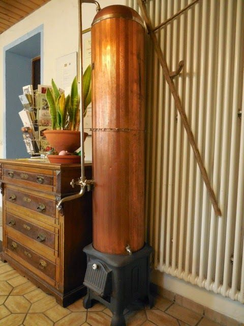 Wood Fired Water Heater - Google Search