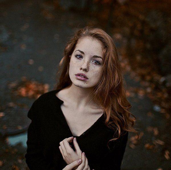 Portrait Photography by Marta Syrko <3 <3