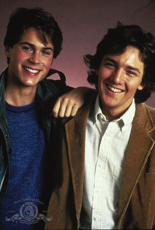 Class movie - Rob Lowe / Andrew McCarthy