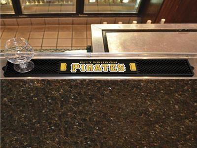 "Pittsburgh Pirates Drink Mat 3.25""""x24"""""