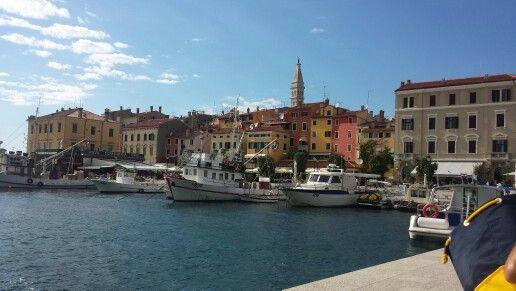 Rovinj in Istarska Županija