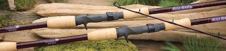 St.Croix Mojo Musky Fishing Rods
